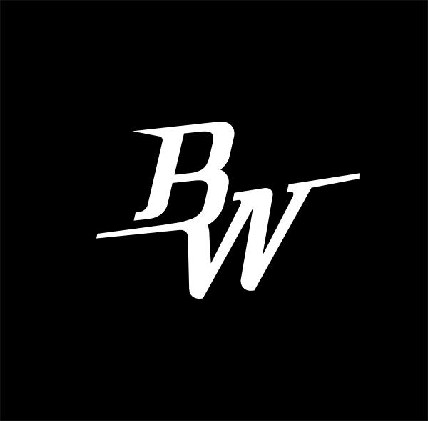 Bram Weys - DJ icon / logo ontwerp