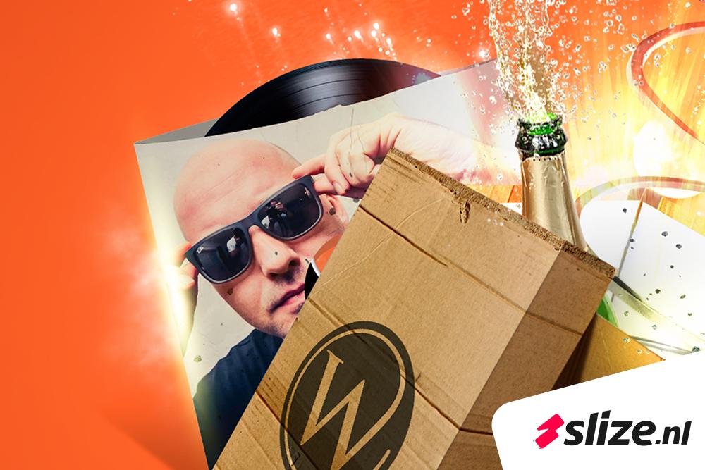 Ontwerp & creatie - DJ Martin Harder x De Wethouder Happy Dance