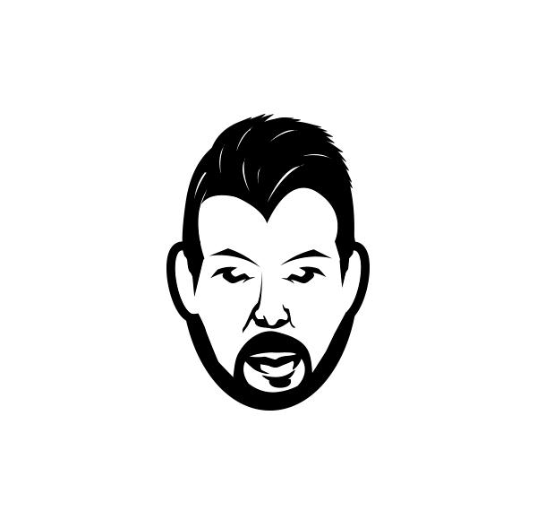 Loudar facetype - DJ Beeldmerk / icon
