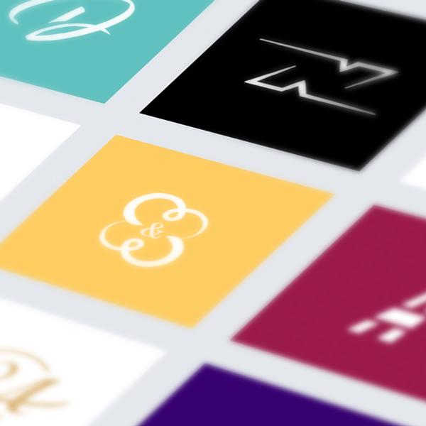 Grafisch ontwerp portfolio - Icoon, embleem & beeldmerk design