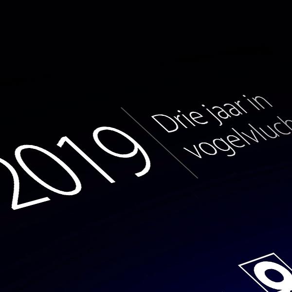Grafische vormgeving - portfolio showcase, Oldenzaal x Denekamp - drie jaar in vogelvlucht