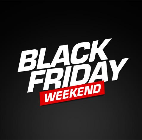 Black Friday Weekend De Driehoek | logo ontwerp Oldenzaal