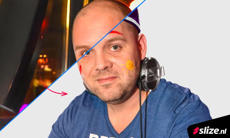 Carnavals DJ - foto en beeld bewerken