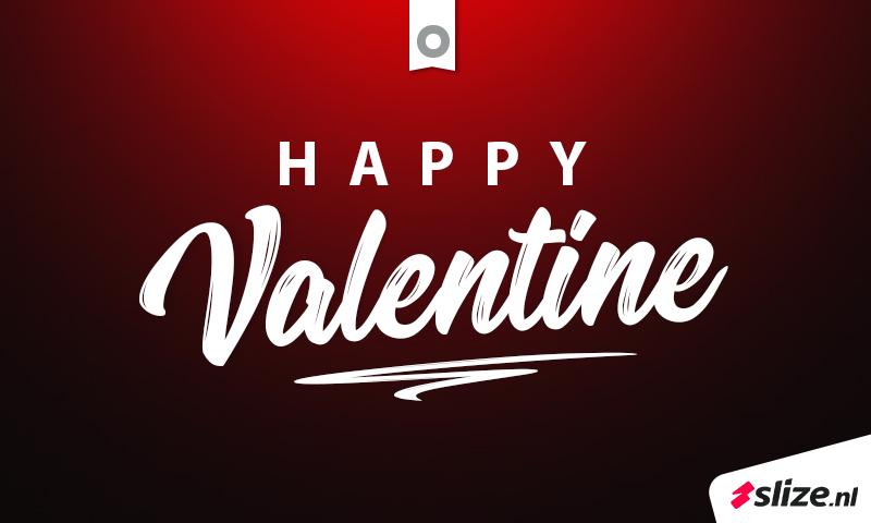 Happy Valentine 2020, valentijnsdag plaatje voor social media