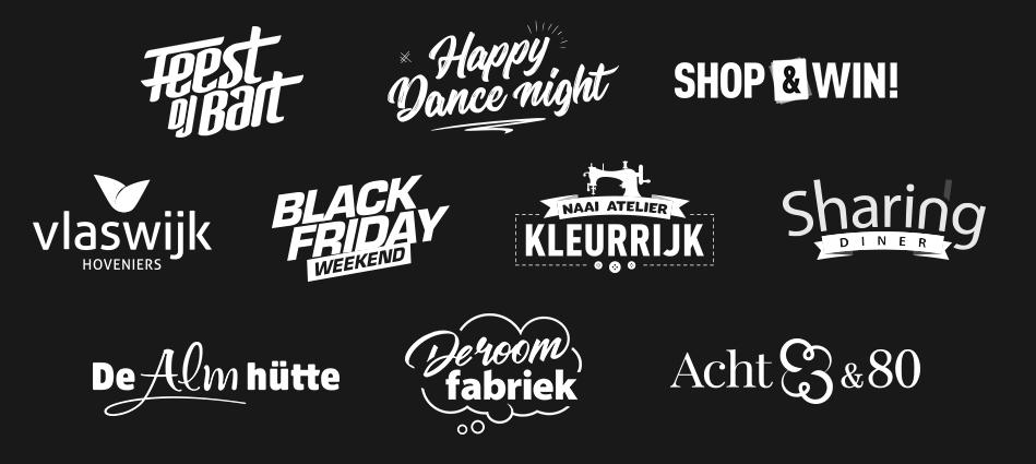 Logo ontwerper | Logo ontwerp overzicht, ontwerpen voor Enschede, Oldenzaal, Borne en Denekamp