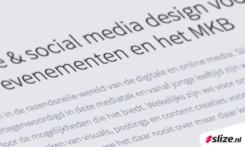 Social media voor evenementen en het MKB