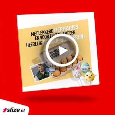 Spotjes, animaties en video content maken. Grafisch ontwerp van Slize in Oldenzaal (Twente)