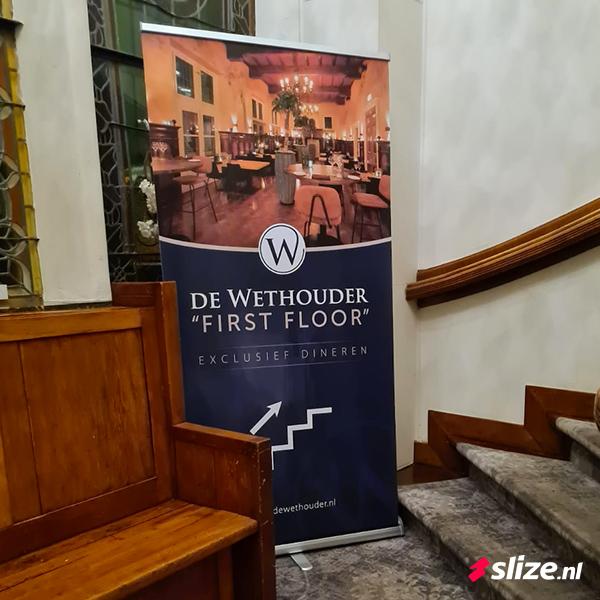 Roll-up banners drukken | Print, sign en drukwerk van Slize Oldenzaal x Denekamp