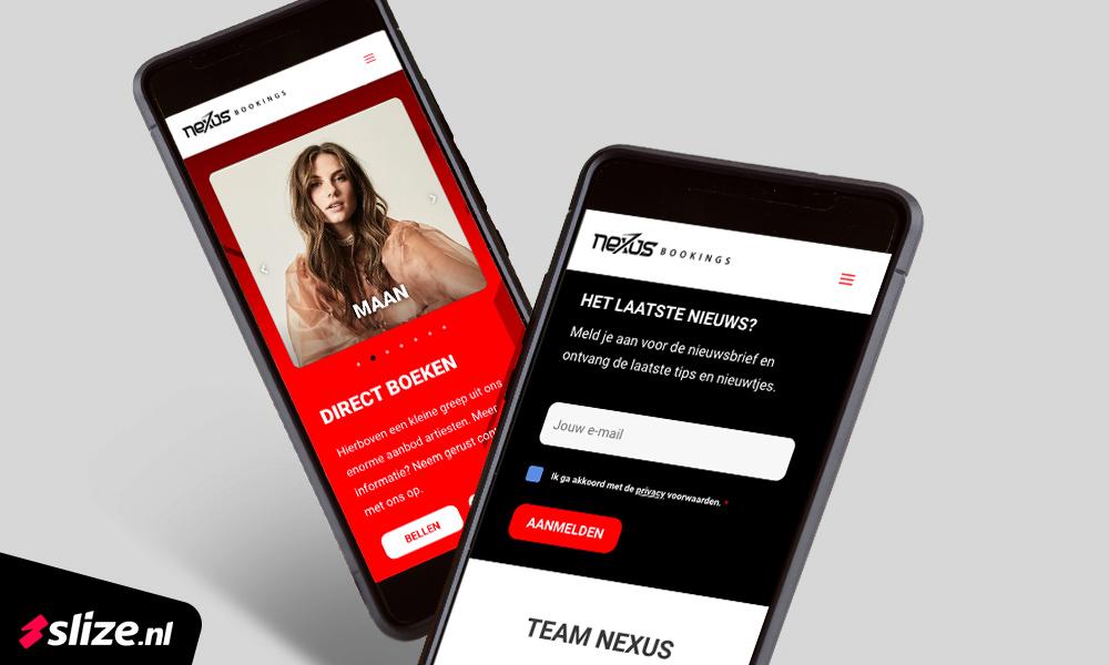 Responsive webdesign Oldenzaal