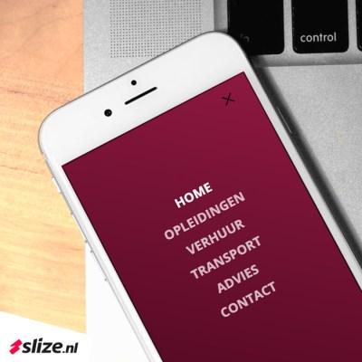 Website laten maken - Website ontwerp - Responsive webdesign - Slize Oldenzaal & Enschede