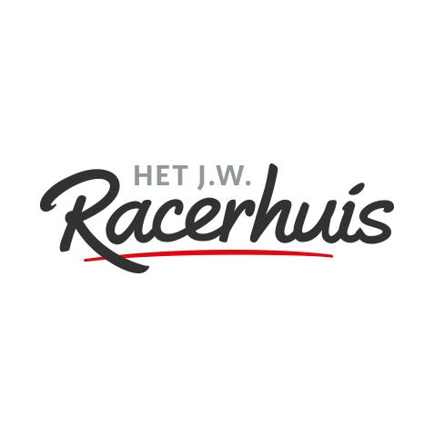 Bedrijfslogo ontwerpen - Het JW Racerhuis in Oldenzaal
