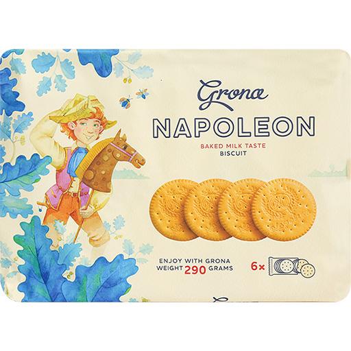 Grona Napoleon Biscuit-PNG