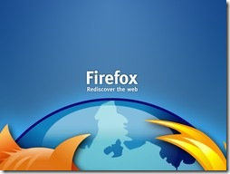 Firefox Wallpaper #4