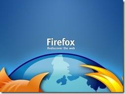 Firefox Wallpaper #4