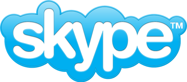skype logo online 595x262 Skype 5.8 donosi HD video pozive