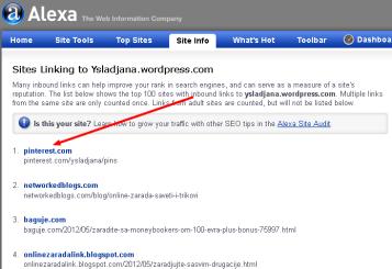 Alexa-sites-linking-