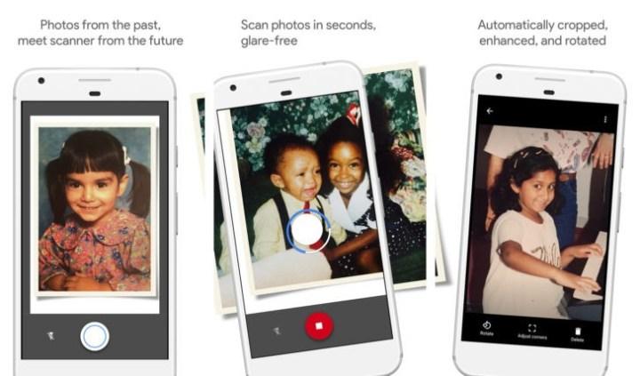 Android vest Sačuvajte vaše stare slike od zaborava