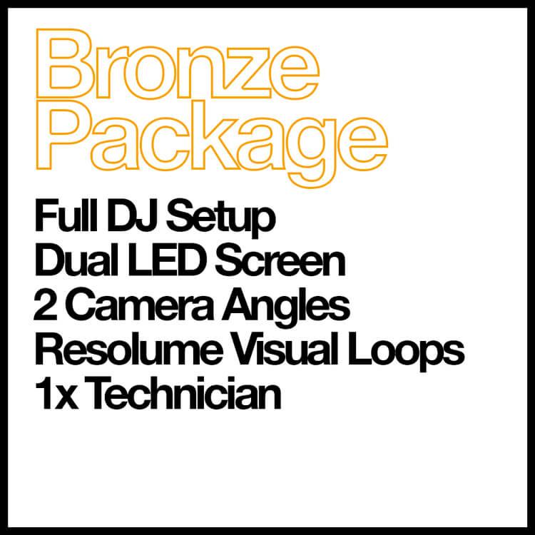 Bronze Package Website 750 NP