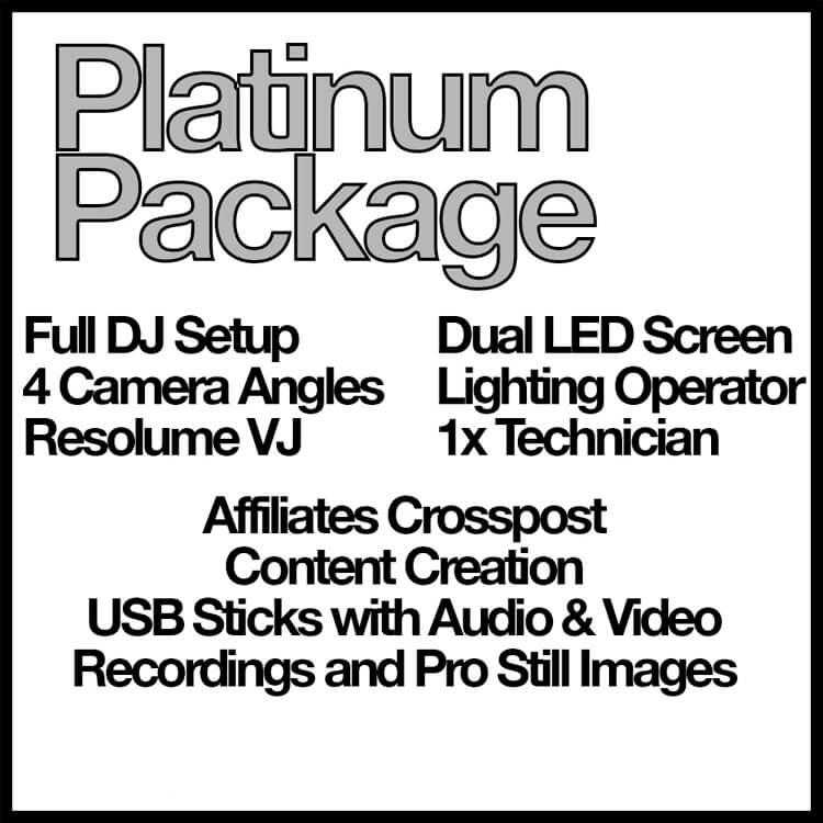 Platinum Package Website 750 NP