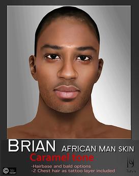 Caramel Skin Men : caramel, Second, Marketplace, TuTy's, Brian, Caramel, Slink, Hands, Appliers