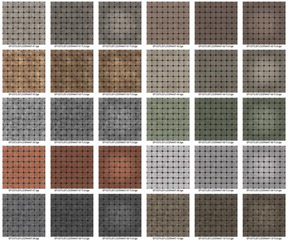 30 distressed ceramic tile textures