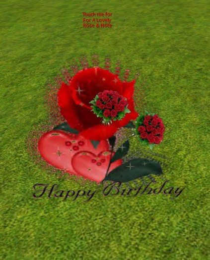 Happy Birthday Blinking Images : happy, birthday, blinking, images, Second, Marketplace, Happy, Birthday, Hearts, Blinking, NoteGiver, Poofer(boxed