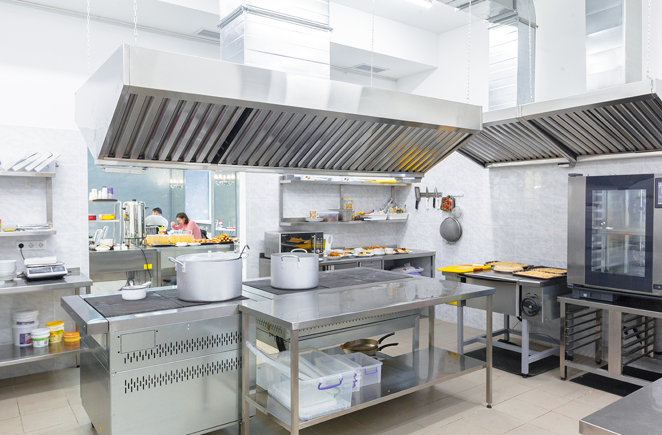 benefits of commercial kitchen exhaust