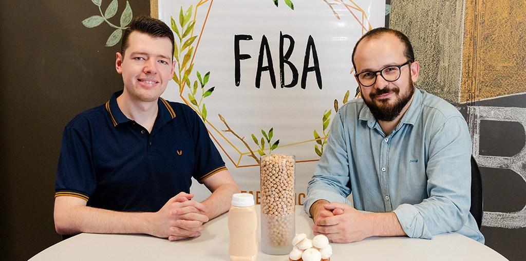 Frederico Hofstatter e Rodrigo Kayser, sócios da Faba