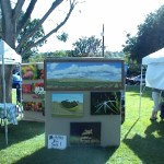 Photography Exhibit at Day in the Shade in Templeton, 2010