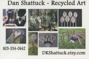 Dan Shattuck's Illustrated Business Card