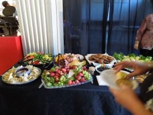 Buffet Table Part 1