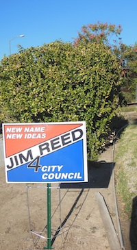 Jim Reed for Paso Robles City Council