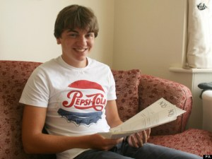 Interview with Eli Ingle, who passed his exams while homeschooled.