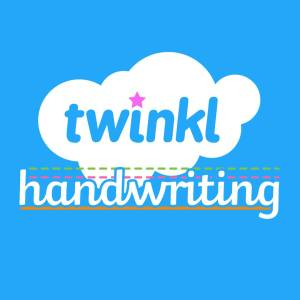 Twinkl Handwriting logo.