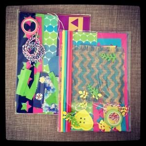 Veemcdee Packs by Post; Lucky Dip Packs.