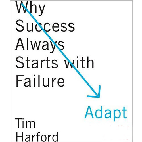 """Tim Harford on Trial, Error and Our """"God Complex"""""""