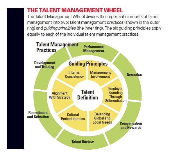 Six Principles Of Effective Global Talent Management