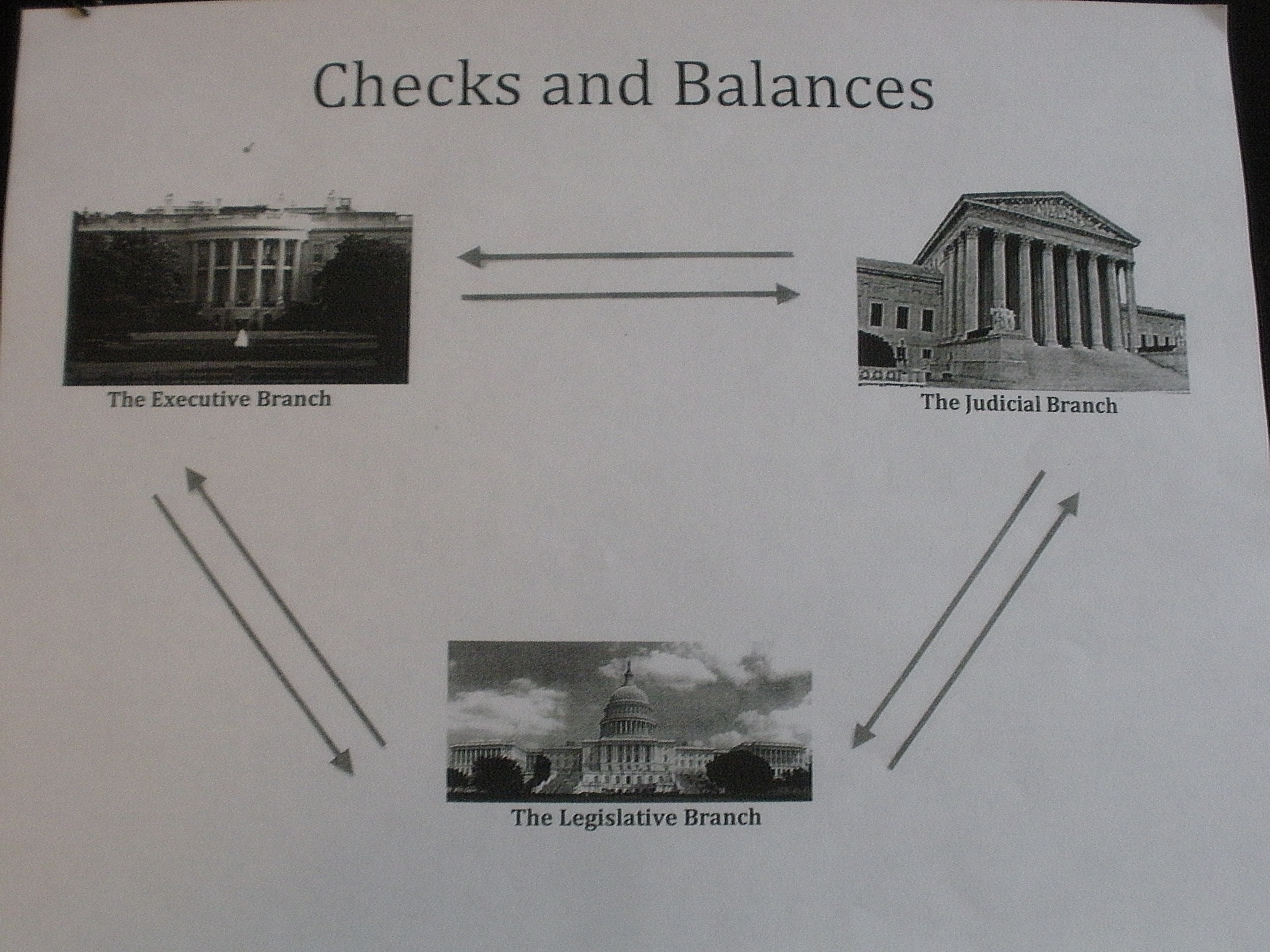 Overview Of Lesson Checks And Balances