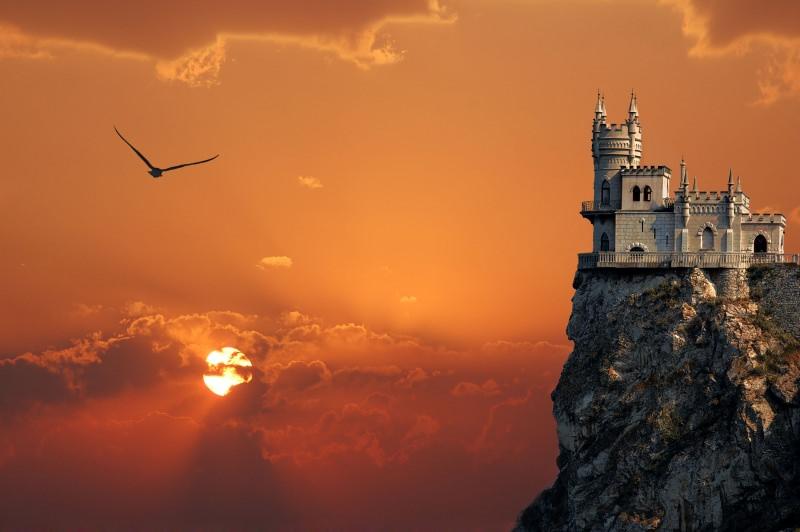 """Krym """"krachuje"""". Ešte nikdy v postsovietskej dobe neprišlo toľko turistov"""