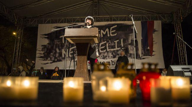 SaS: Vďaka Nežnej revolúcii žijeme v slobode, relatívnom bezpečí a hojnosti