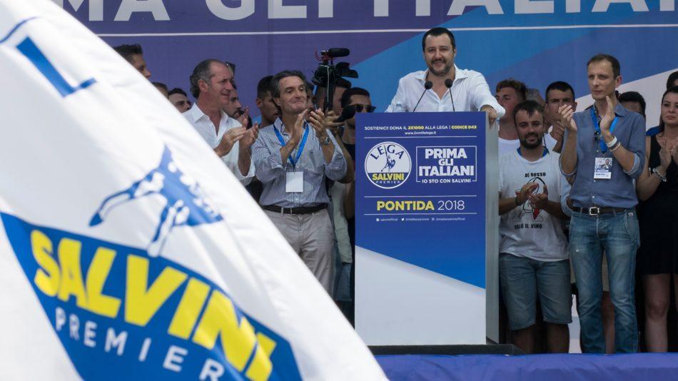Taliansko: Nová vláda spôsobila nárast optimizmu o 33%