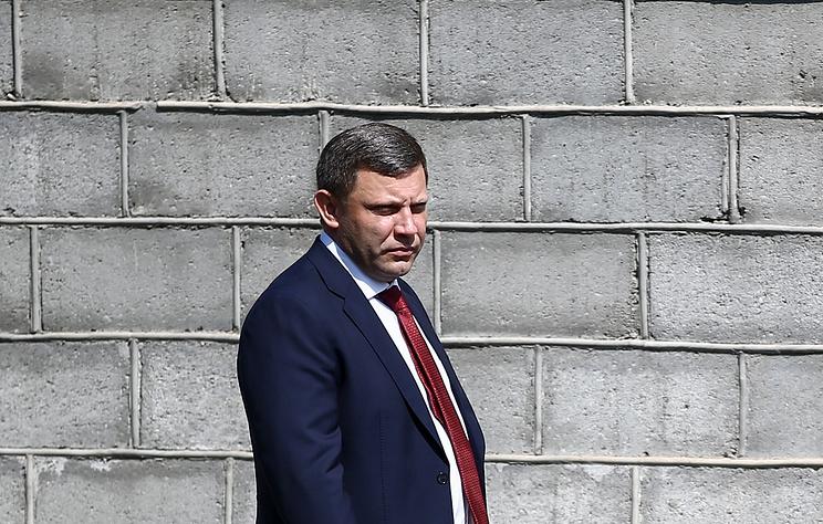 Líder Doneckej republiky Zacharčenko zahynul pri teroristickom útoku