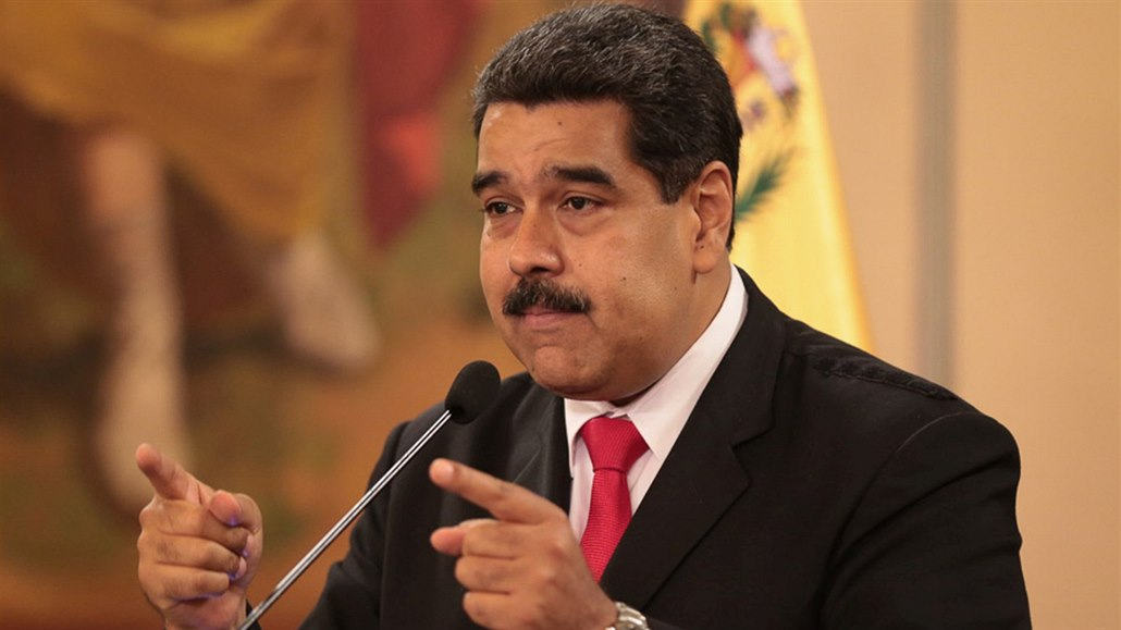 Maduro, venezuelský prezident, píše otvorený list občanom USA