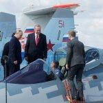 Turecko hľadá náhradu za F-35 Prezident Turecka Erdogan si v prítomnosti ruského prezidenta Putina…