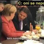 Salvini nemal šancu vyvolať voľby Záznam rozhovoru talianskeho premiéra Conteho a nemeckej kancelárky Merkelovej…