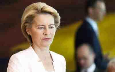 Zelení z europarlamentu naznačili, že ich podpora pre Von der Leyenovú nebude lacná.