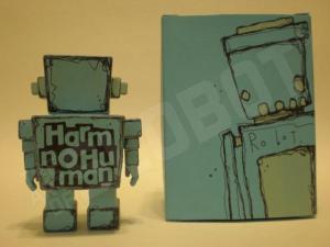 Shan Michael Evans_Wooden Robot 2
