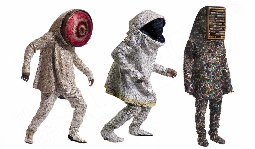 Nick Cave Artist Sound Suits slobot blog inspirations