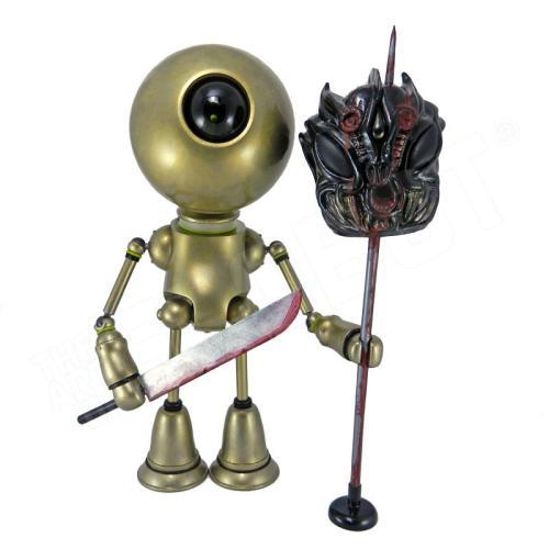 Mike Slobot Demon Hunter LA Robot Show Paul Kaiju