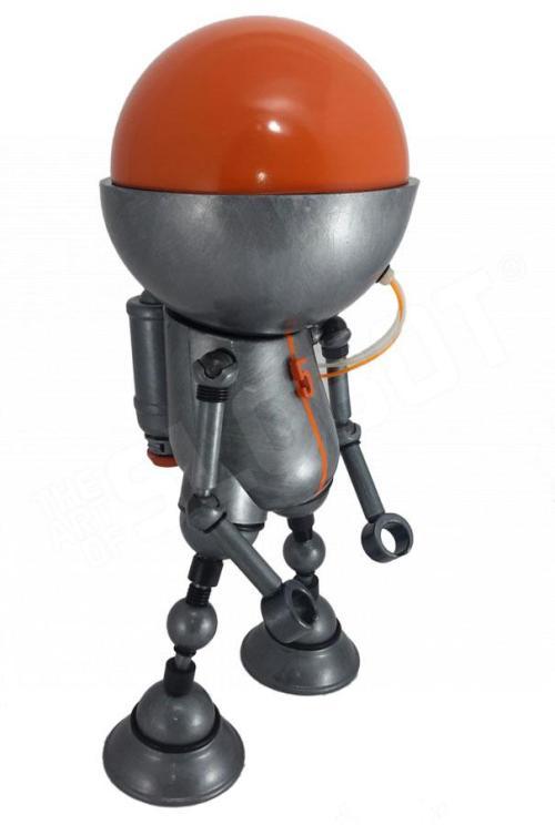 Deep Space 5 Sonar Seeker Robot Giveaway Free Goodie Friday Side View